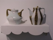 Some new teapots from recent firing