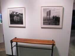 Eric's table, shane's photos
